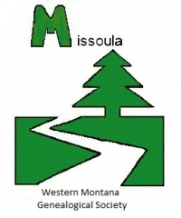 Western MT Genealogical Society Meeting