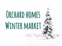 Orchard Homes' Winter Market
