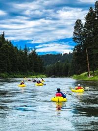 Teen Whitewater Safety: Raft,Kayak, Surf
