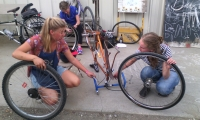Women's Bicycle Maintenance Workshop