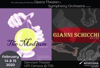 UM Opera Theater & Symphony Orchestra present Medium