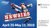 Disney's Newsies - The Broadway Musical