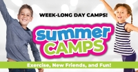 Flying Squirrel Summer Camp!