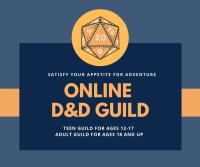 Online Adult D&D Guild