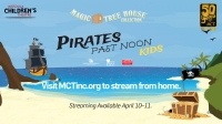 Magic Tree House: Pirates Past Noon KIDS with MCT