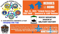 Heroes @ Home & Veterans Suicide Awareness & Prevention