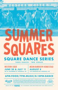 Summer Squares: Square Dance Series