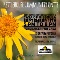 KettleHouse Community Unite for CASA