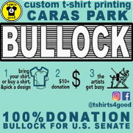 Bullock for Senate T-Shirt Printing