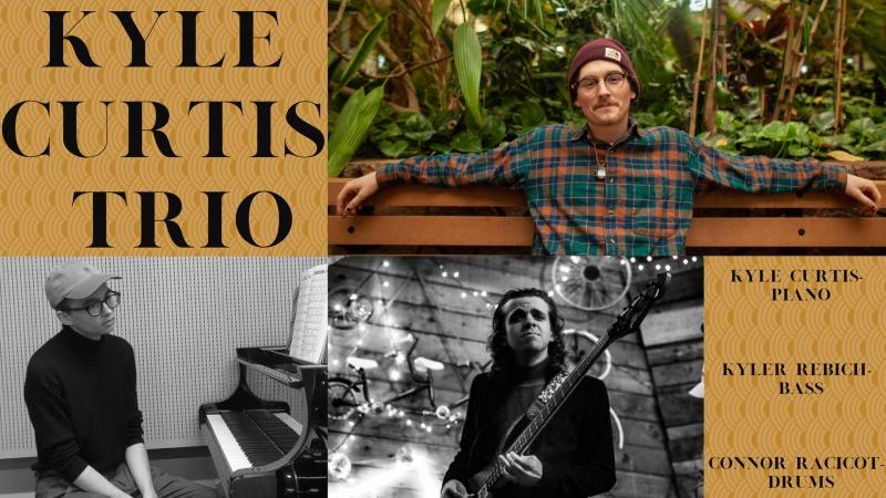 Live Music - Kyle Curtis Jazz Trio
