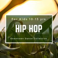 Hip Hop Dance Class for Kids 10-13