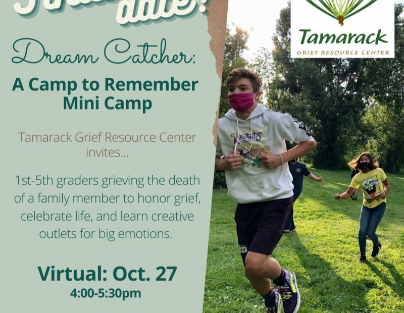 Dream Catcher: A Camp to Remember Mini Camp-Virtual