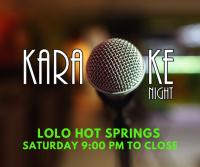Karaoke Night with Kaleidoscope Entertainment