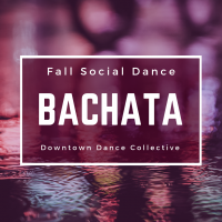 Bachata Dance Class at the DDC