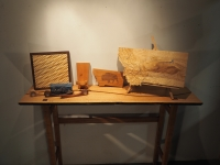 First Friday at Bad Goat Wood Products