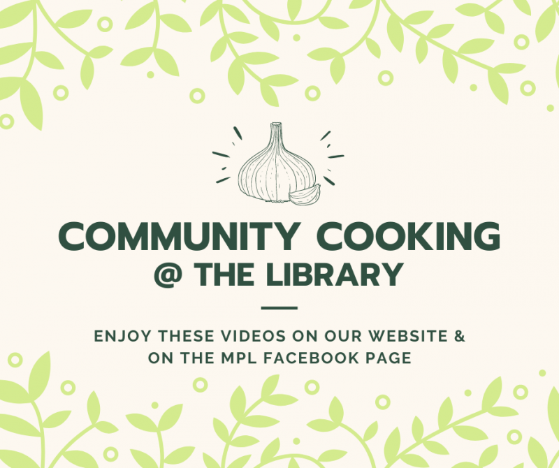 Community Cooking at the Library: Pressure Canning in Winter