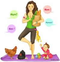 Parent Yoga - yoga for you, bring your kids!
