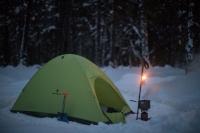 Winter Camping Workshop with REI at Highlander Beer