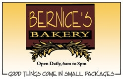 Bernice's Bakery Take Out All Day