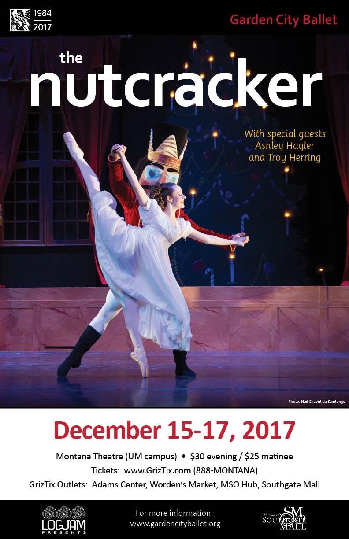 The Nutcracker Ballet Poster