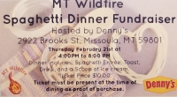 MT Wildfire 12U Softball Team Fundraiser