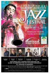UM Buddy DeFranco Jazz Festival