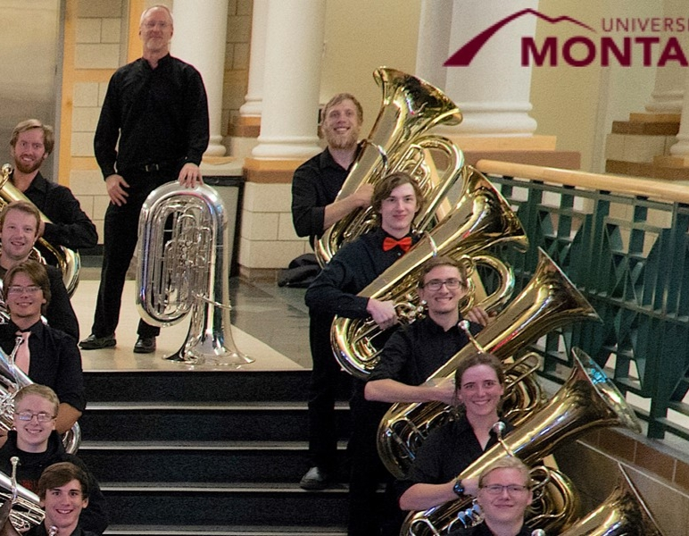 Flute Choir and Tuba/Euph Consort