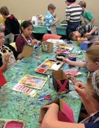 Saturday Family Art Workshop - Honoring Our Ancestors