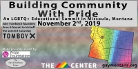 Building Community with Pride - LGBTQ  Summit