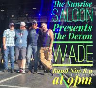 Devon Wade Band