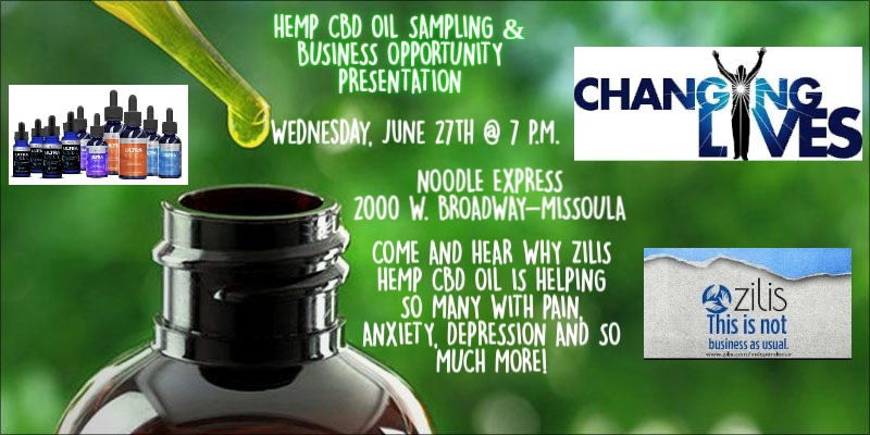 Hemp Cbd Oil By Zilis Product And Business Opportunity 06