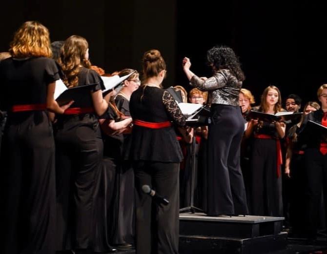 Autumn Choral Spooktacular