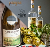 Adelsheim/Spotted Bear Wine/Spirits Dinner