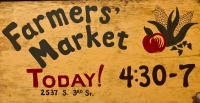 Orchard Homes' Farmers' Market