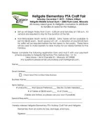 Hellgate Elementary PTA Holiday Craft Fair