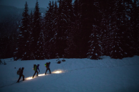Lost in the Backcountry.  Now What?