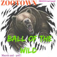 Zootown's BALL OF THE WILD!!