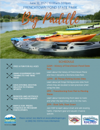 The Big Paddle