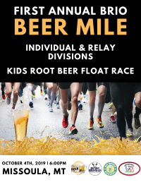 Brio Beer Mile