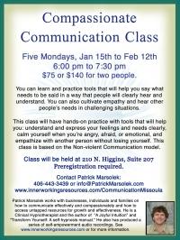 Communication Class