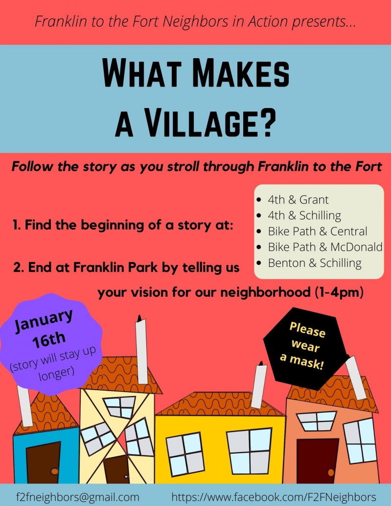 Franklin to the Fort: What Makes a Village?