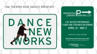 "Dance Concert: ""Dance New Works"""