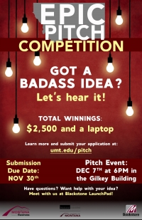EPIC Pitch Compeition
