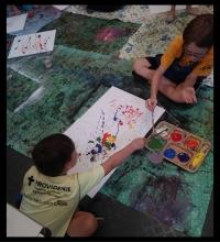 After School Art Adventure Series I