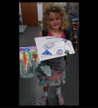 Pre-School Art Workshops with Jolena Ryan