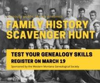 Family History Scavenger Hunt
