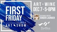 First Friday @ PureWest Christie's