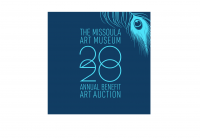 Missoula Art Museum 2020 Benefit Art Auction