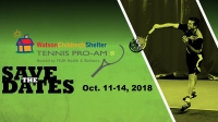 Watson Tennis Pro-Am - Live Pro Auction