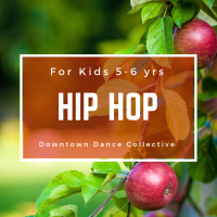 Hip Hop Dance Class for Kids 5-6 Yrs